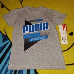 NWT Puma Tee